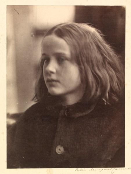 Julia Margaret Cameron. Annie, 1864. © Victoria and Albert Museum, London
