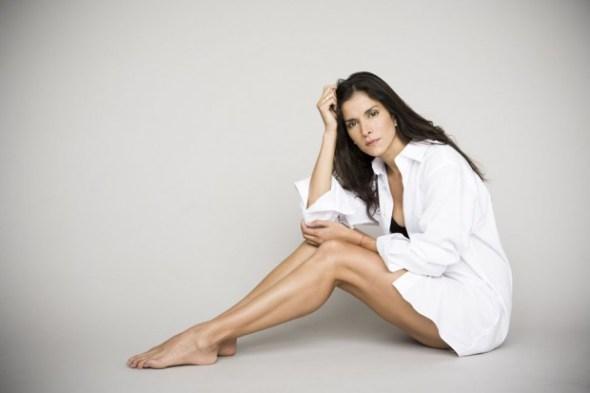 La actriz y modelo Patricia Velásquez.