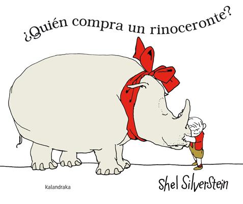 '¿Quién compra un rinoceronte?