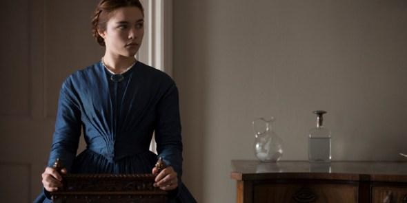 Un fotograma de 'Lady Macbeth'.