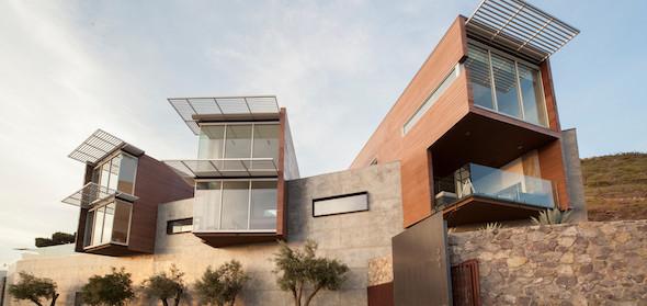 Casa Alan del Taller de Arquitectura Contextual de Alejandro D'acosta. Foto: Yoshihiro Koitani