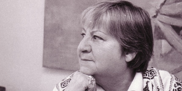 La escritora Gloria Fuertes y el 1 de mayo.