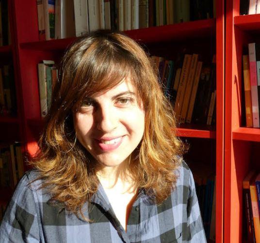 La periodista y escritora Laura Fernández. Foto: Random House.