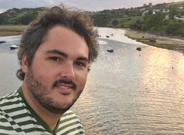 El ambientólogo Andreu Escrivà, experto en cambio climático.