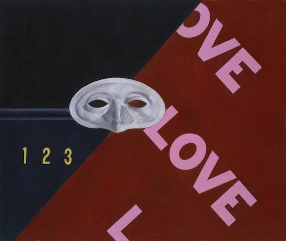 Charles Demuth. 'Love, Love, Love. Homenaje a Gertrude Stein'