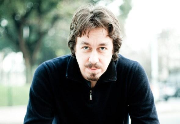 El escritor Pedro Mairal. Foto: Xavier Martín.
