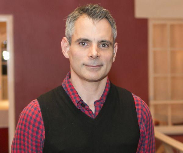 El escritor Diego Vecchio. Foto: Marc Llibre.