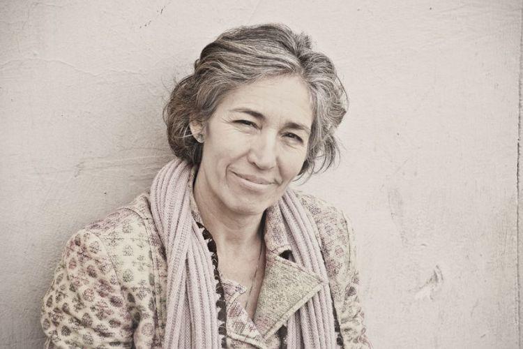 La escritora Esmeralda Berbel. Foto: laboratorioescuela.es