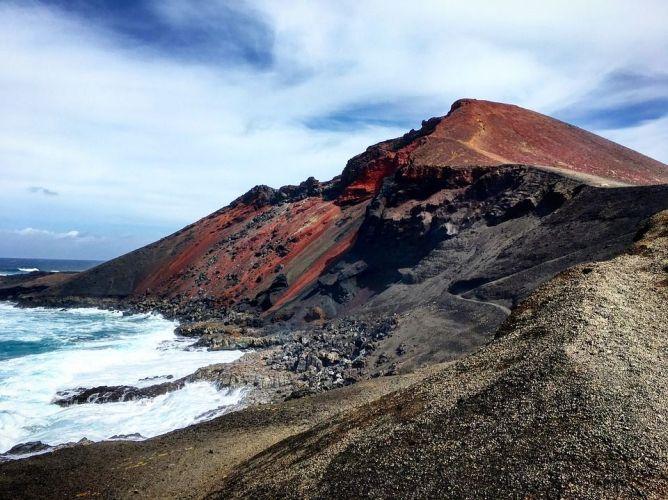 Una vista de la isla de Lanzarote. Foto: PIxabay.