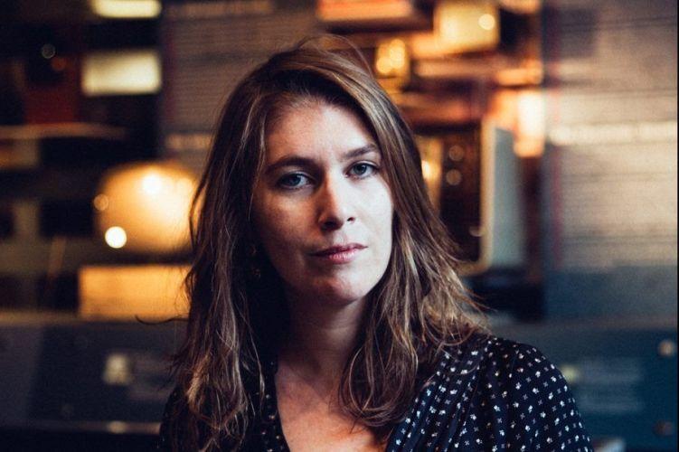 La escritora Claire Legendre. Foto: Lou Scamble.