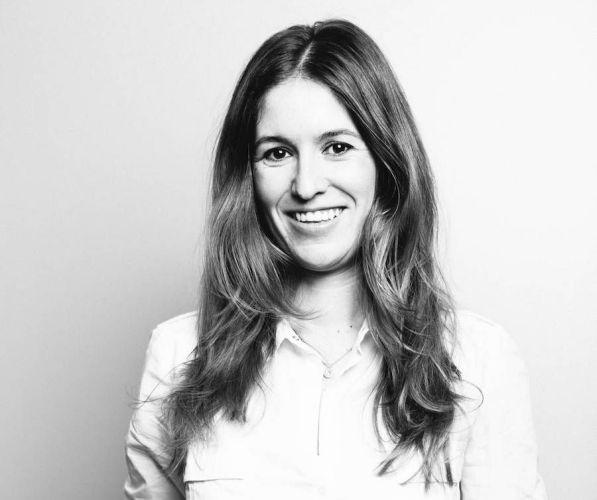 La escritora y periodista Nuria Labari.