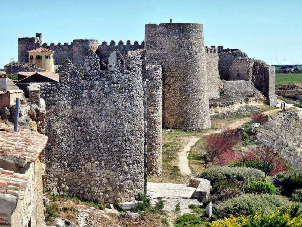 Las murallas de Ureña. Foto: J. L. Cernadas Iglesias.