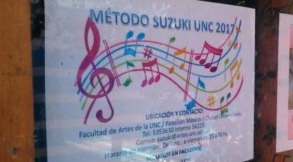 Método Suzuki: los jóvenes también pueden ser músicos