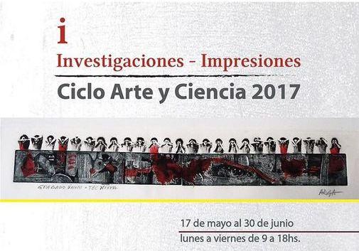 Comienza el Ciclo de Artes y Ciencia 2017