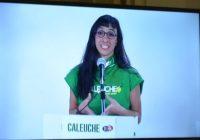 """#DebateCECC2017 Robino: """"Caleuche ha sido la organización que se puso al hombro la critica"""""""