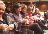 """""""Tejamos Una Esperanza"""": evento solidario en el Pabellón Argentina"""