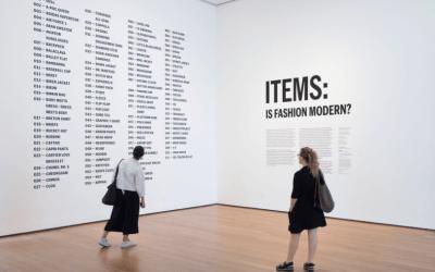 Is Fashion Modern?