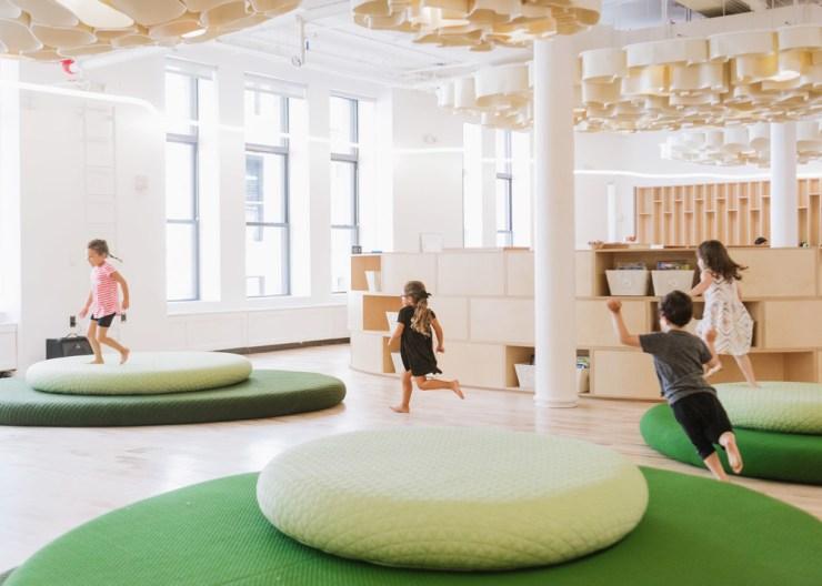 Escuela WeGrow WeWork BIG Nueva York