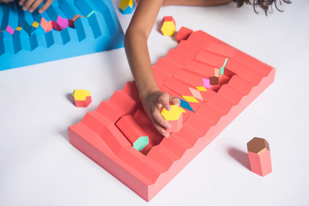 Ajedrez rompezabezas 3D Lupe Toys Mexico