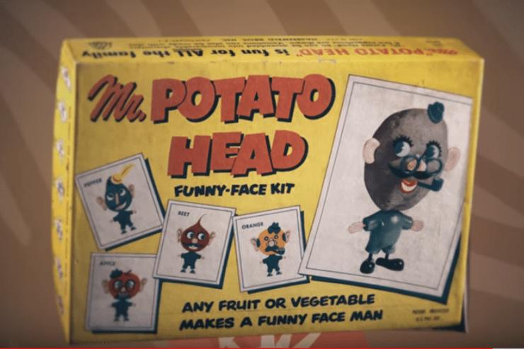 Mr. Potato Head Vintage 1953