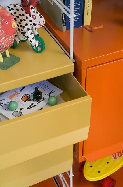 Estantería para niños TRIA Pack 114 mobiliario de diseño infantil