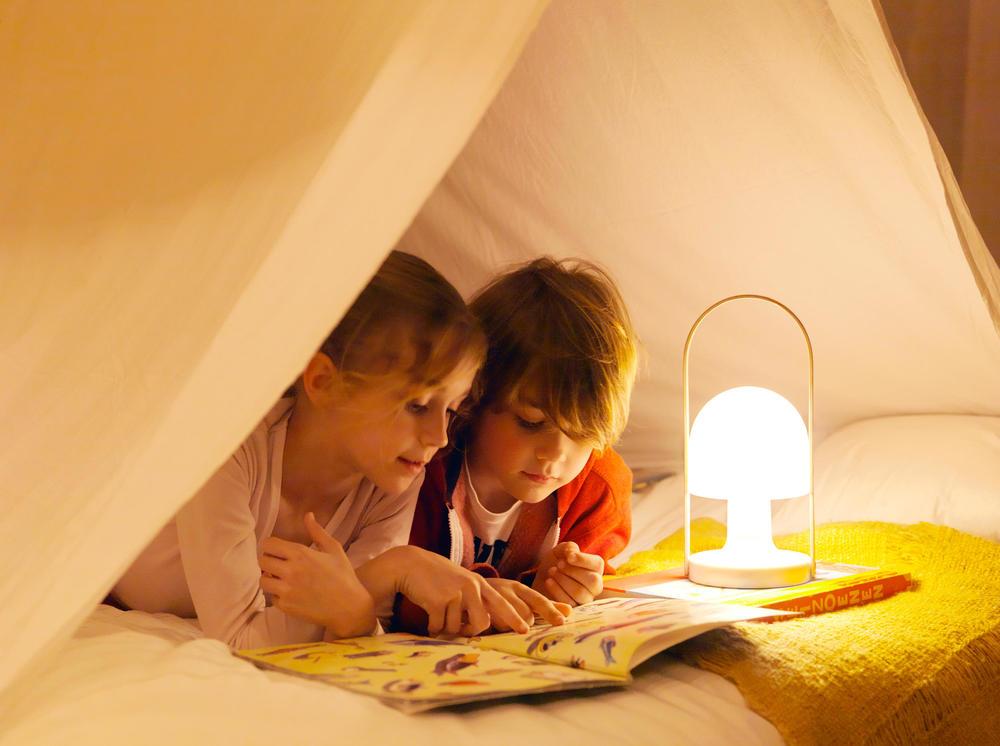 Lámpara sin cables para niños Follow Me de Marset
