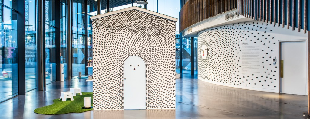Kinska My Opera House NOW Gallery Londres exposiciones niños