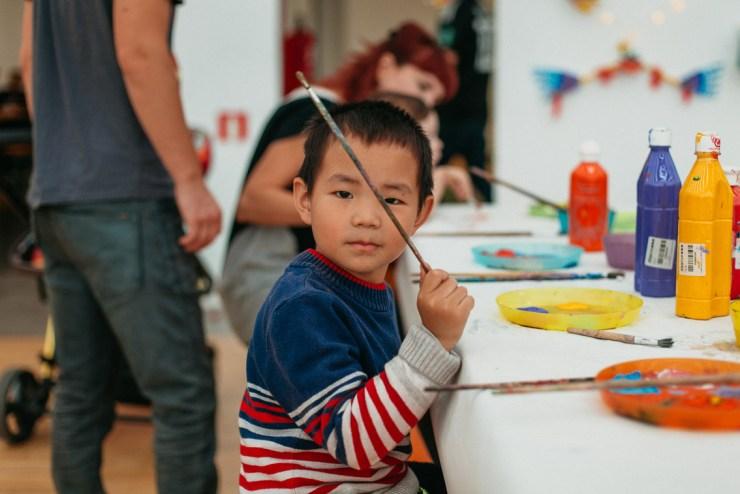 Festival Culturista Barcelona talleres familiares