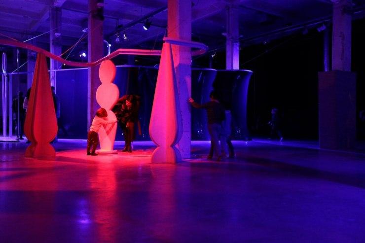 Teatro Sin Fin. Leonor Serrano rivas. Intermediae. Matadero Madrid.