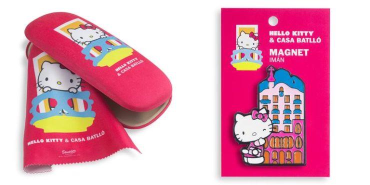 Casa Batlló x Hello Kitty. 45 aniversario 2019