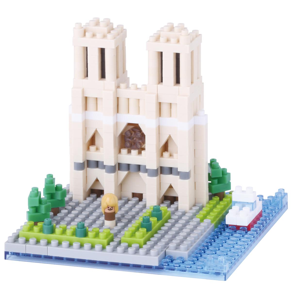Nanoblock Notre Dame