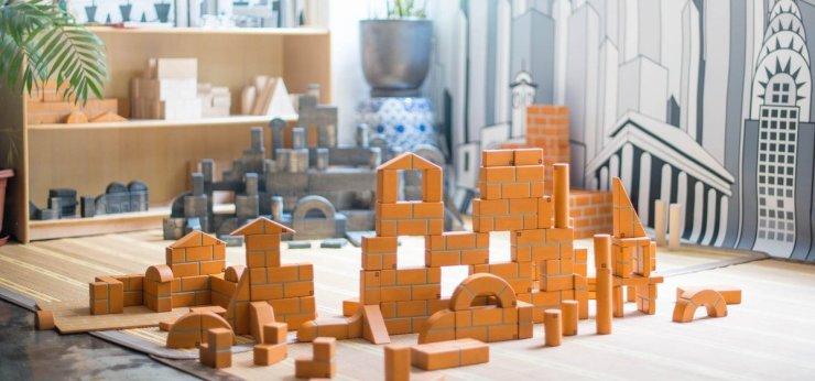 Unit Bricks. Juego de construcción