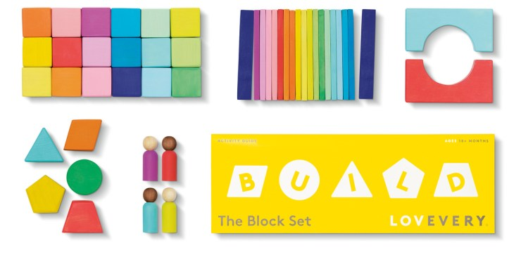 The Block Set. Red Dot Design Award 2020