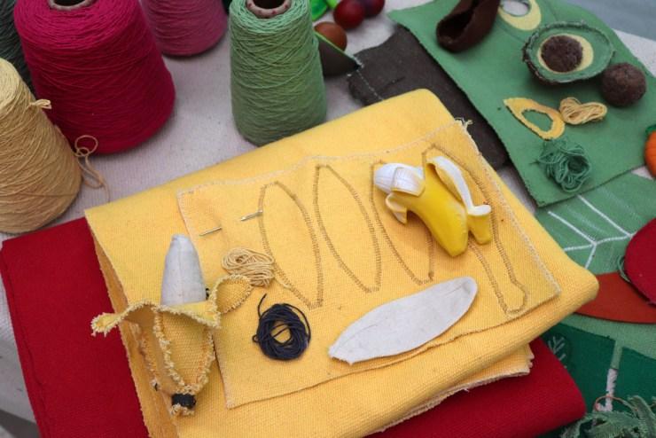 Nueva colección de juguetes textiles DIY de Oli&Carol