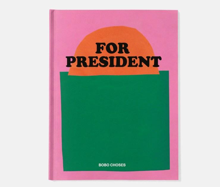 Bobo Choses For President. Colección PV21