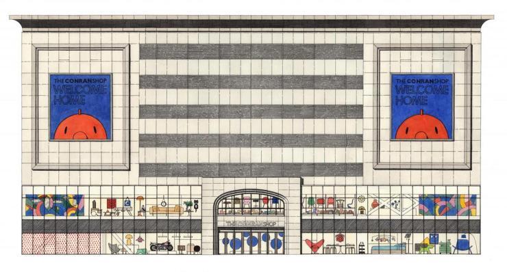 Ilustraciones arquitectura Thibaud Herem