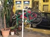 Το καινούριο μου ποδήλατο έτοιμο για βόλτες