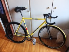 Το καινούριο - κλασσικό - ποδήλατο του αδελφού μου