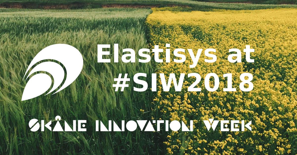 Elastisys at Skåne Innovation Week 2018 #SIW2018