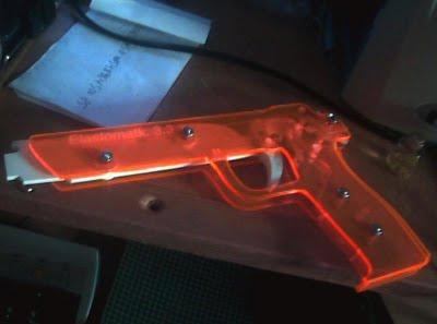 New color, Fluorescent Salmon