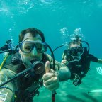 Amed – Dia 2, curso de mergulho e mergulho no Naufrágio USAT Liberty em Tulamben.