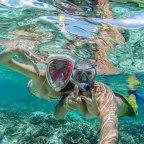 Gili Trawangan – Dia 2, passeio de Glass Boat entre as ilhas Gilis.