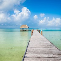 Roteiro de 20 dias na Riviera Maya, México. Como chegar, onde ficar e o que fazer.