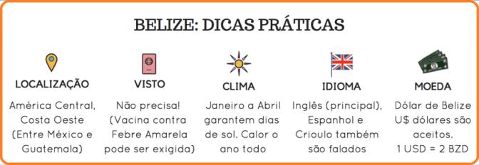 Dicas de Belize1 - Elaterraeumar