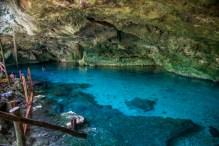 Cenote dos Ojos 1
