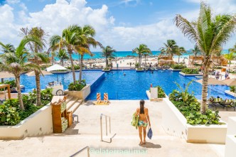 Piscinas do Hotel Hyatt Zyva Cancún