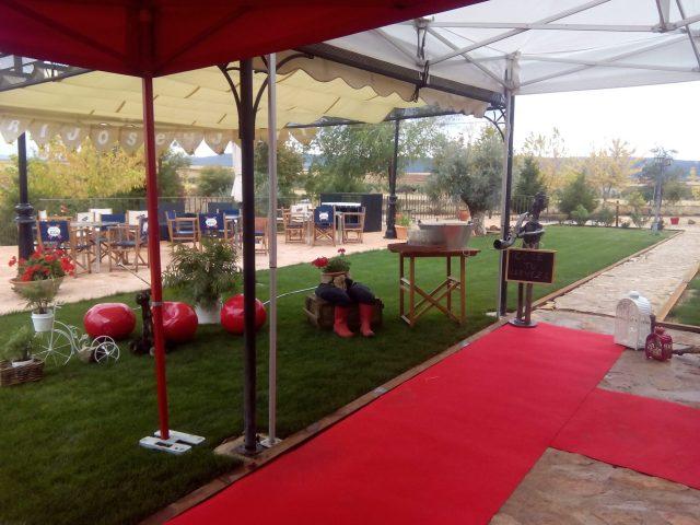 eventos y bodas civiles en el atochal toledo