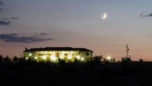 el atochal de noche un lugar tranquilo