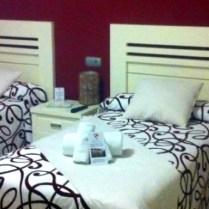 habitaciones individuales del hotel rural el atochal en toledo, orgaz