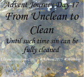 Unclean to Clean